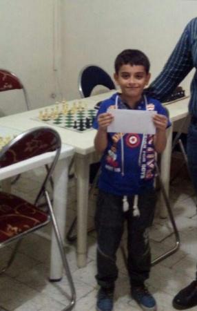 قهرمانی مسابقات شهرستان شهریار