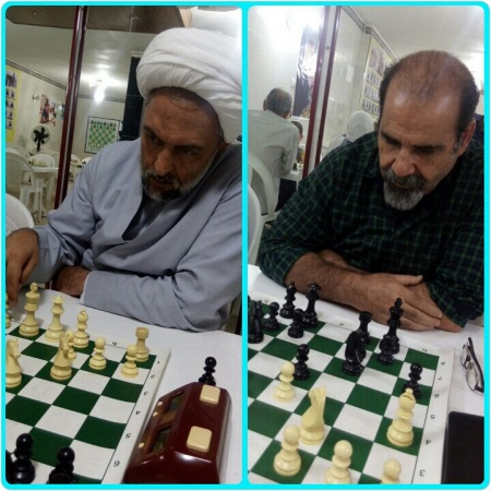 بازیکنان برتر مسابقه هفتگی هیئت شطرنج شهرستان ملارد